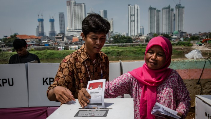 Indonesian Presidential Election 2019