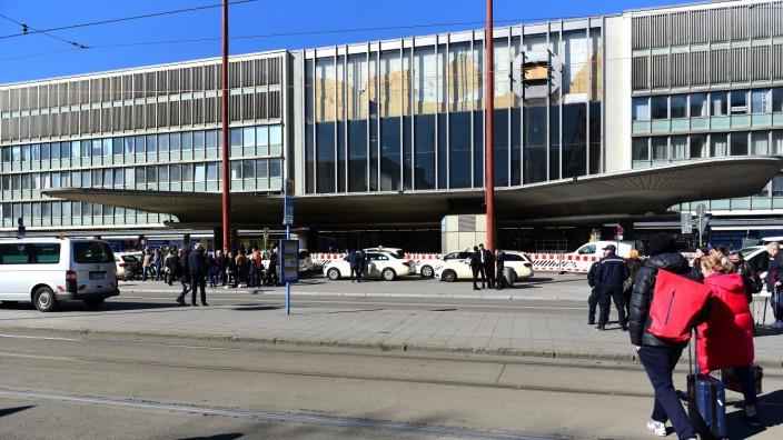 Der Hauptbahnhof in München vor dem Abriss. Er wird bis zum Jahr 2028 neu gebaut.