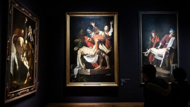 Ausstellung 'Utrecht, Caravaggio und Europa'