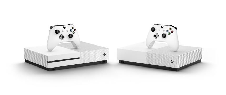 Microsoft Kündigt Xbox Ohne Laufwerk An Digital Süddeutschede
