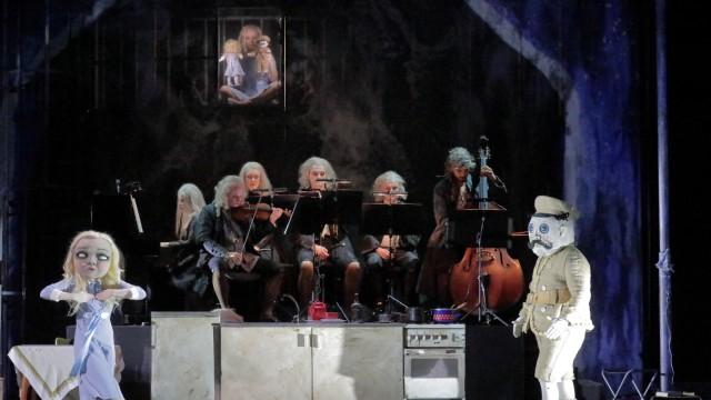 Mavra/Iolanta: Anna El-Khasehm (Parascha), Mirjam Mesak (Iolanta), Freddie De Tommaso (Wassili), Musiker des Bayerischen Staatsorchesters