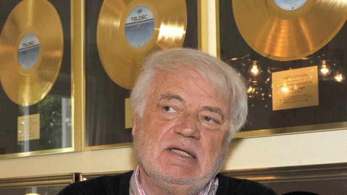 Musikproduzent Hans R. Beierlein wird 90