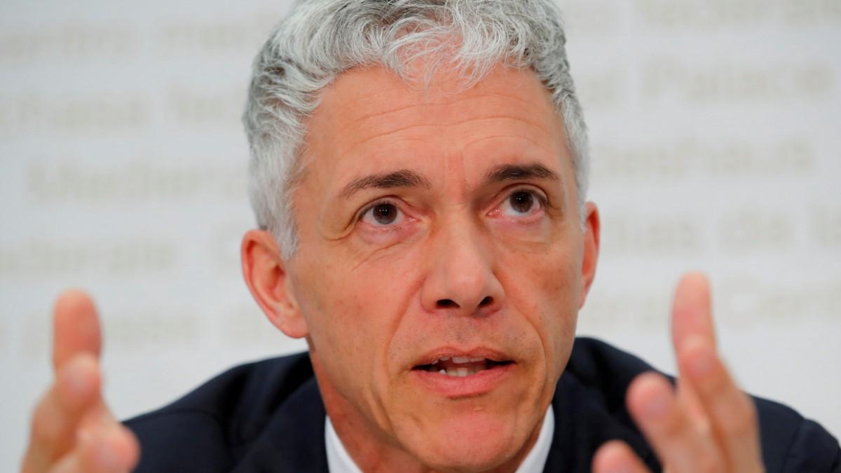 Schweizer Chef-Ermittler droht Disziplinarverfahren wegen Treffen mit Infantino