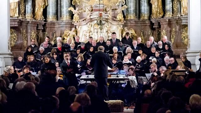 Elias Mendelssohn in St. Sebastian.