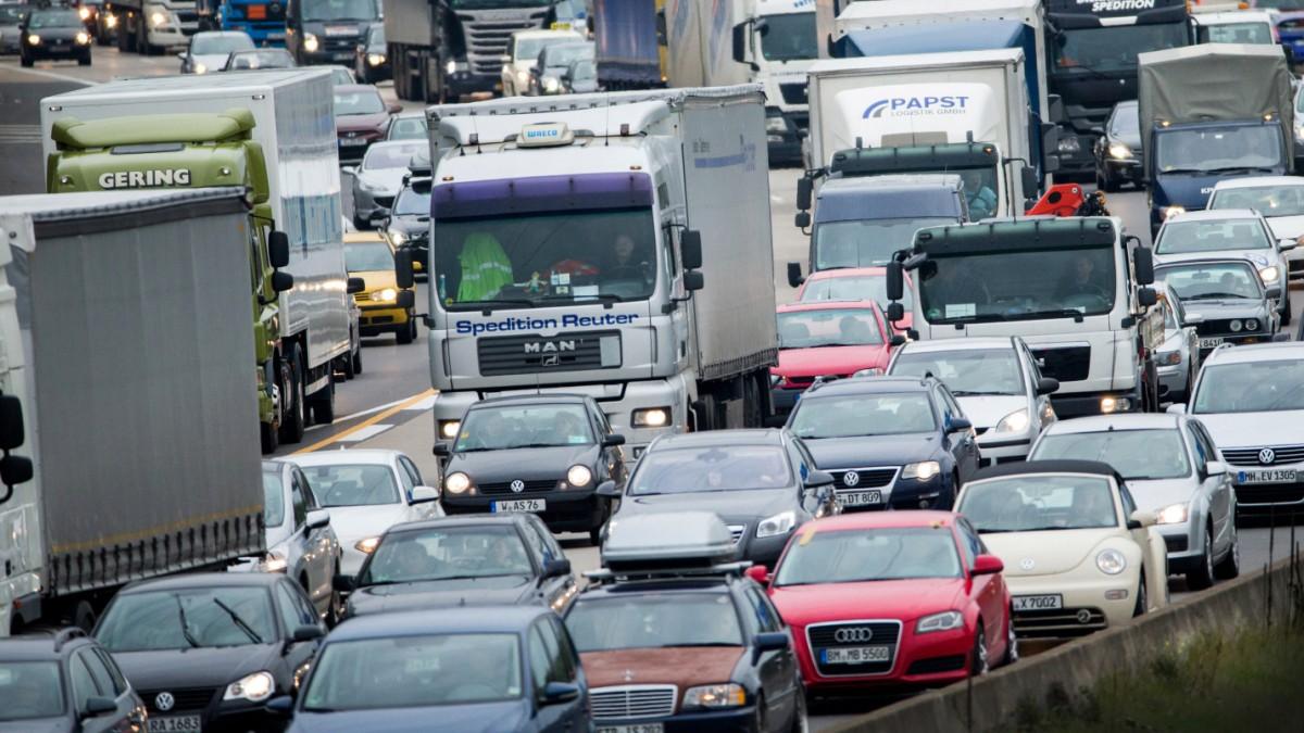 Stauprognose: Hier wird es an Ostern eng auf der Straße