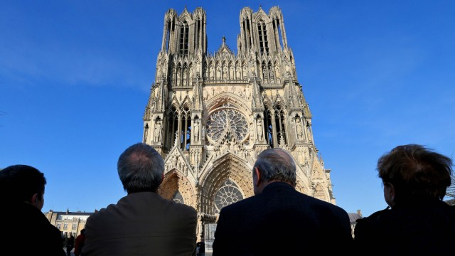 Architektur Kathedrale Notre-Dame