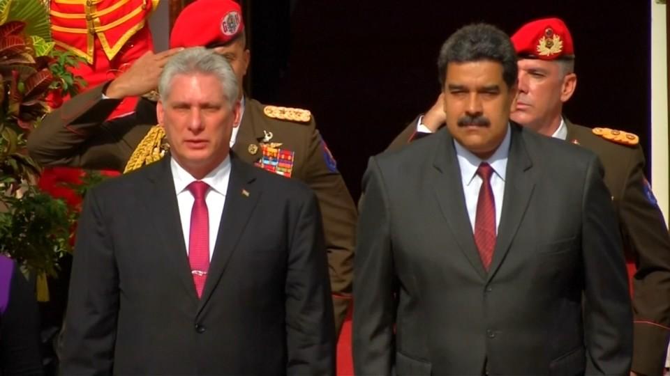 US-Regierung erhöht Druck auf Kuba und Venezuela