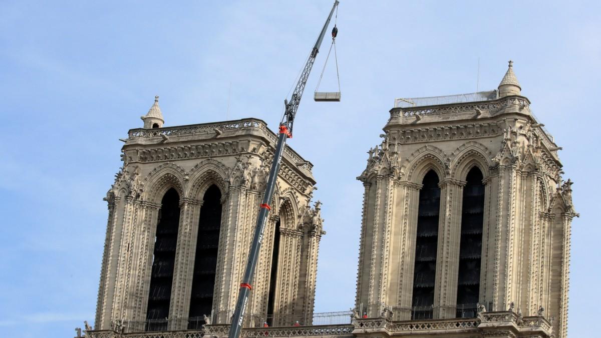 Wiederaufbau - Die Botschaft von Notre-Dame an Europa - Politik - Süddeutsche.de