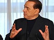 Silvio Berlusconi AFP
