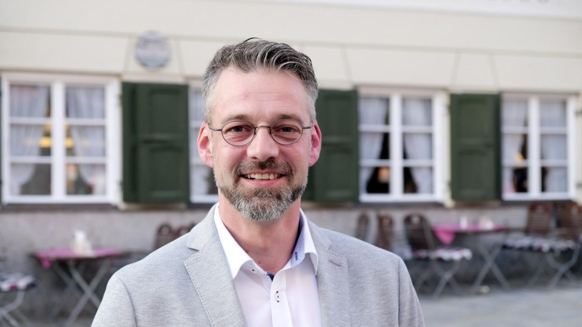 Kommunalwahl in Bad Tölz - SPD-Kandidat im Portrait