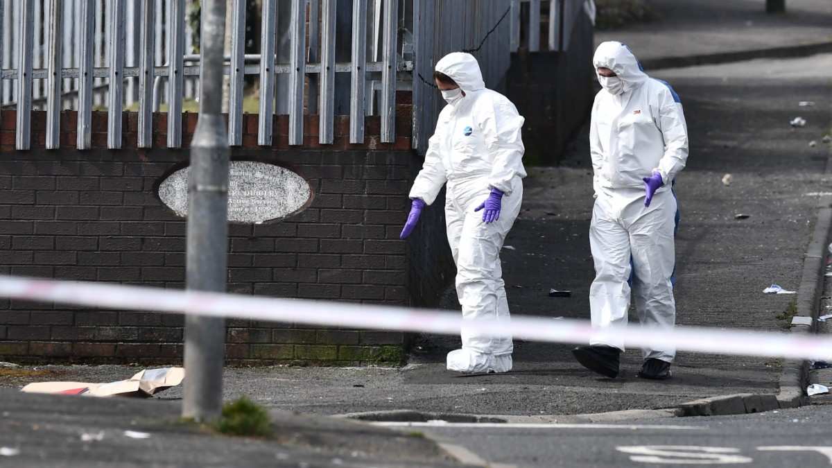 Journalistin in Nordirland getötet