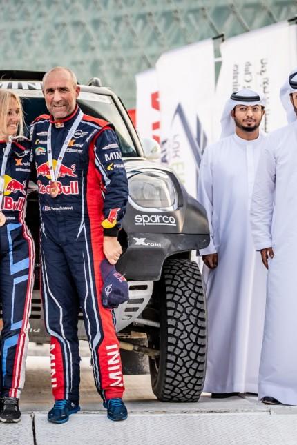 Süddeutsche Zeitung Sport Rallye-Ehepaar Peterhansel
