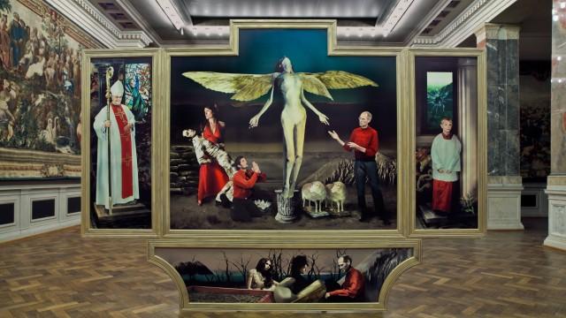 Kultur München Kirchliche Kunst