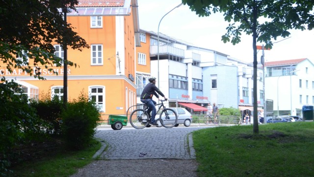 Dachau ADFC-Fahrradklima-Test