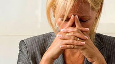 Krank durch Stress