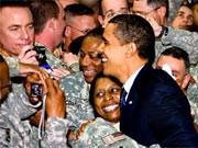 Barack Obama, US-Militär