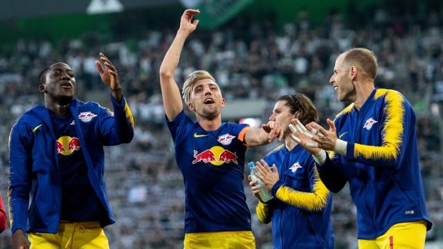 Borussia Mönchengladbach - RB Leipzig