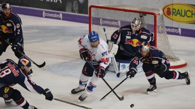 Ice hockey Eishockey DEL RB Muenchen vs Mannheim MUNICH GERMANY 20 APR 19 ICE HOCKEY DEL De