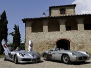 Mercedes 300 SLR; Pressinform