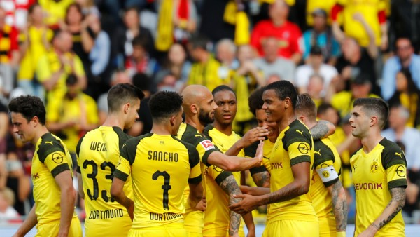 Bundesliga - SC Freiburg v Borussia Dortmund