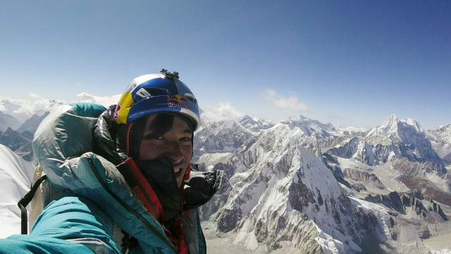 Unglück und Unfall Verunglückte Profi-Bergsteiger