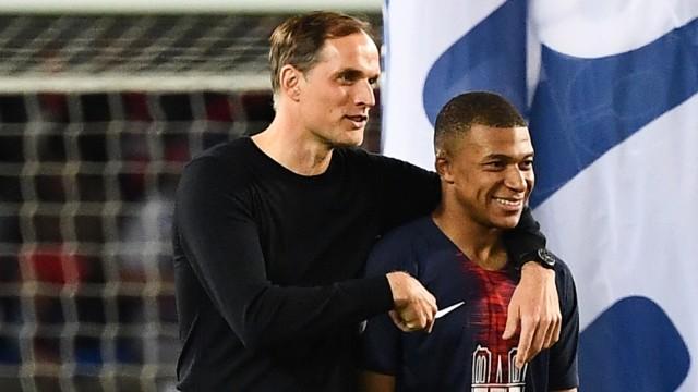 Fußball Meisterschaft von Paris St. Germain