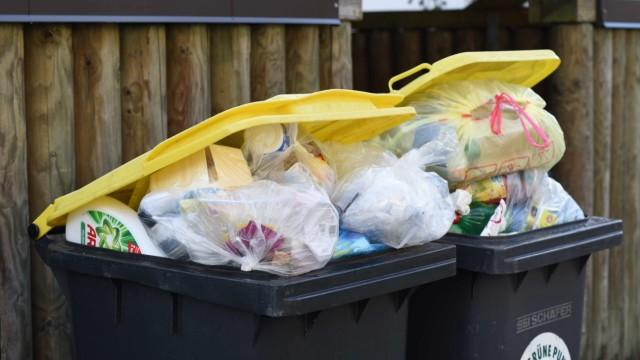 Nachhaltigkeit Plastikabfälle