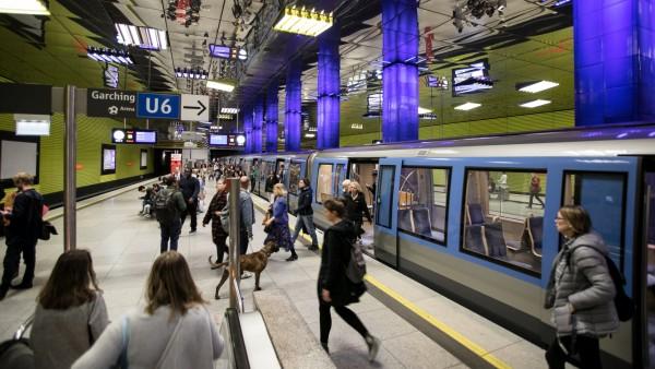 U-Bahnhof Münchner Freiheit