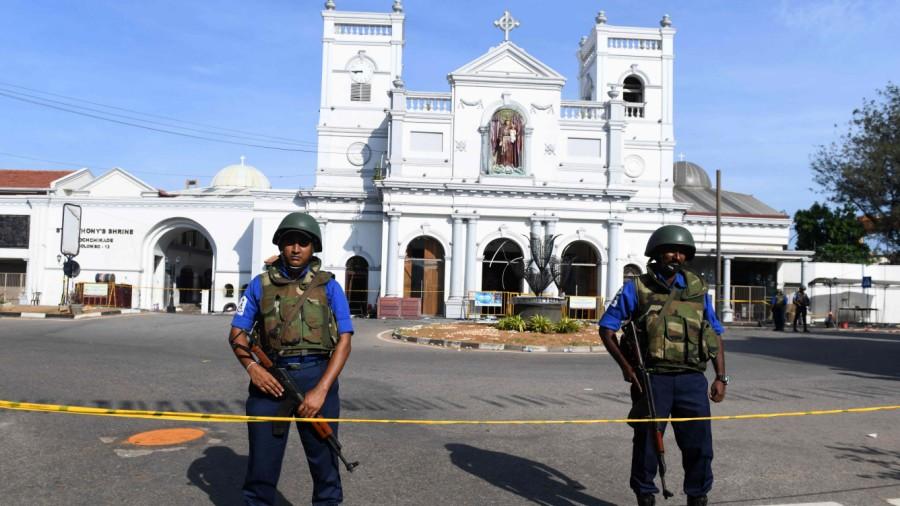 Sri Lanka - Minister: Anschläge waren Vergeltung für Christchurch