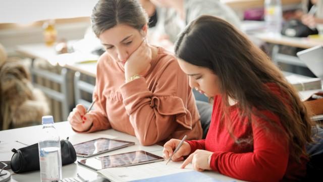 Schule Digitales Lernen