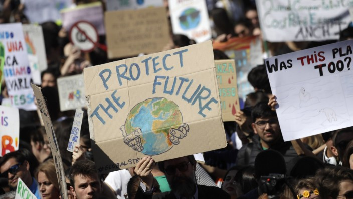 """´Fridays for Future"""" in Rom"""