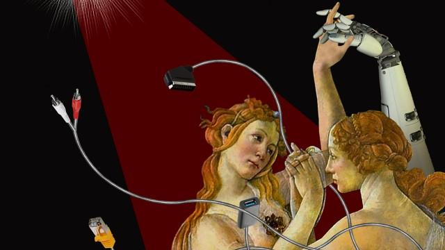 Künstliche Intelligenz: Mensch und Maschine