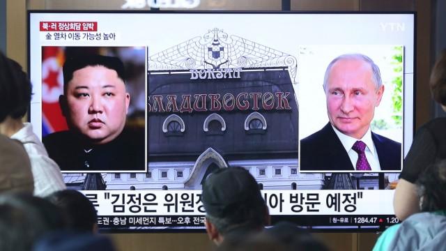 Politik Nordkorea Russland und Nordkorea