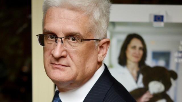 Joachim Menze EU-Kommission