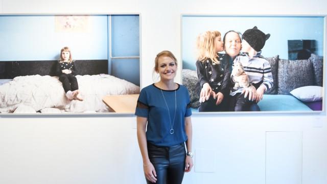 Kultur in München Fotoausstellung von RTL 2