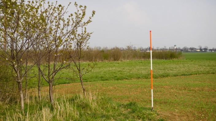 Extrempunkte im Landkreis- West