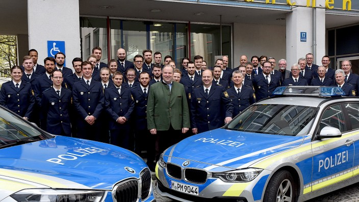 polizeiempfang