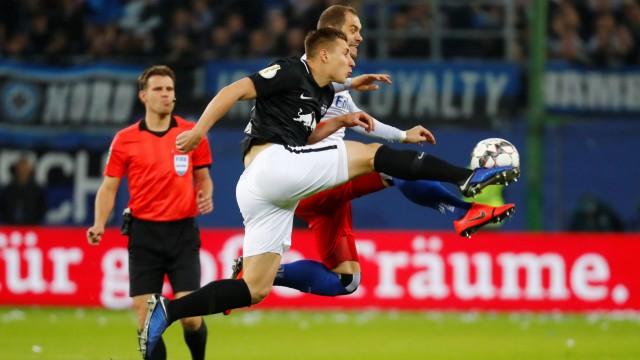 DFB Cup - Semi Final - Hamburger SV v RB Leipzig