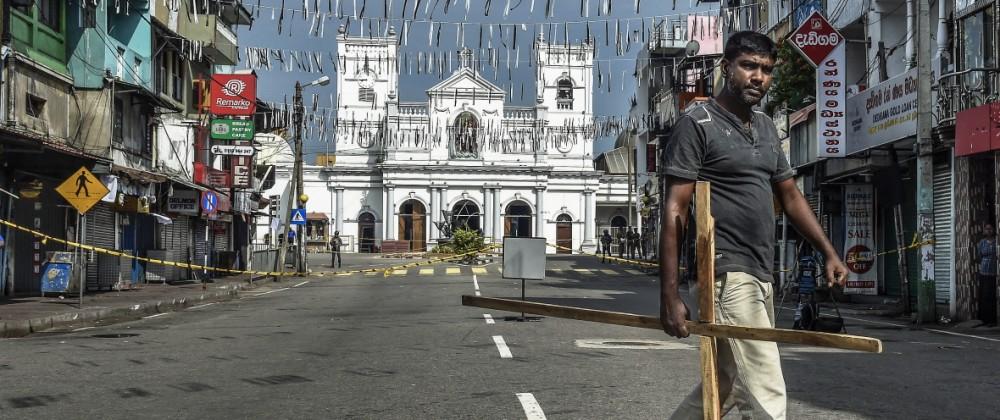 Sri Lanka Mourns Victims of Easter Sunday Bombings