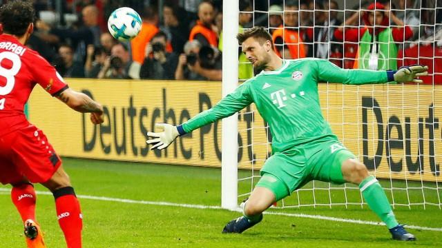 DFB Cup - Bayer Leverkusen vs Bayern Munich