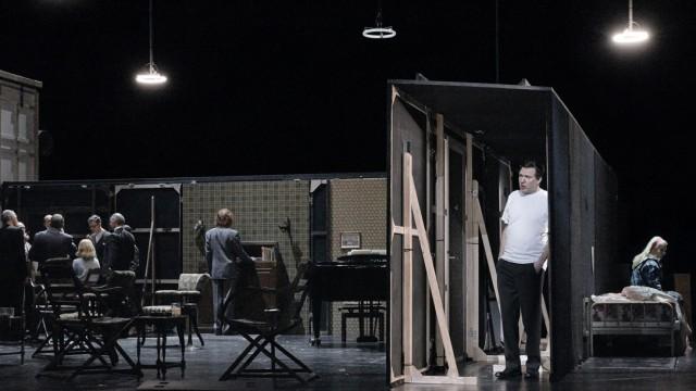 Oper Premiere: Fr, 12. April 2019  HOUSE OF USHER  Verwendung nur im Zusammenhang mit der aktuellen Berichterstattung.