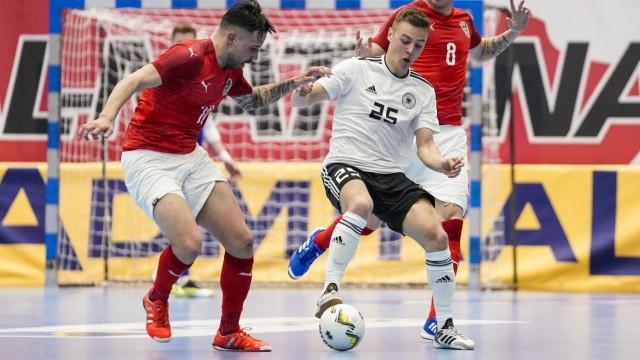 Austria v Germany - Futsal International Friendly