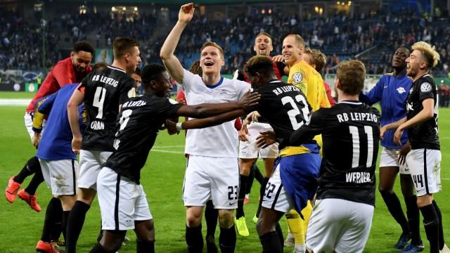 Hamburger SV v RB Leipzig - DFB Cup