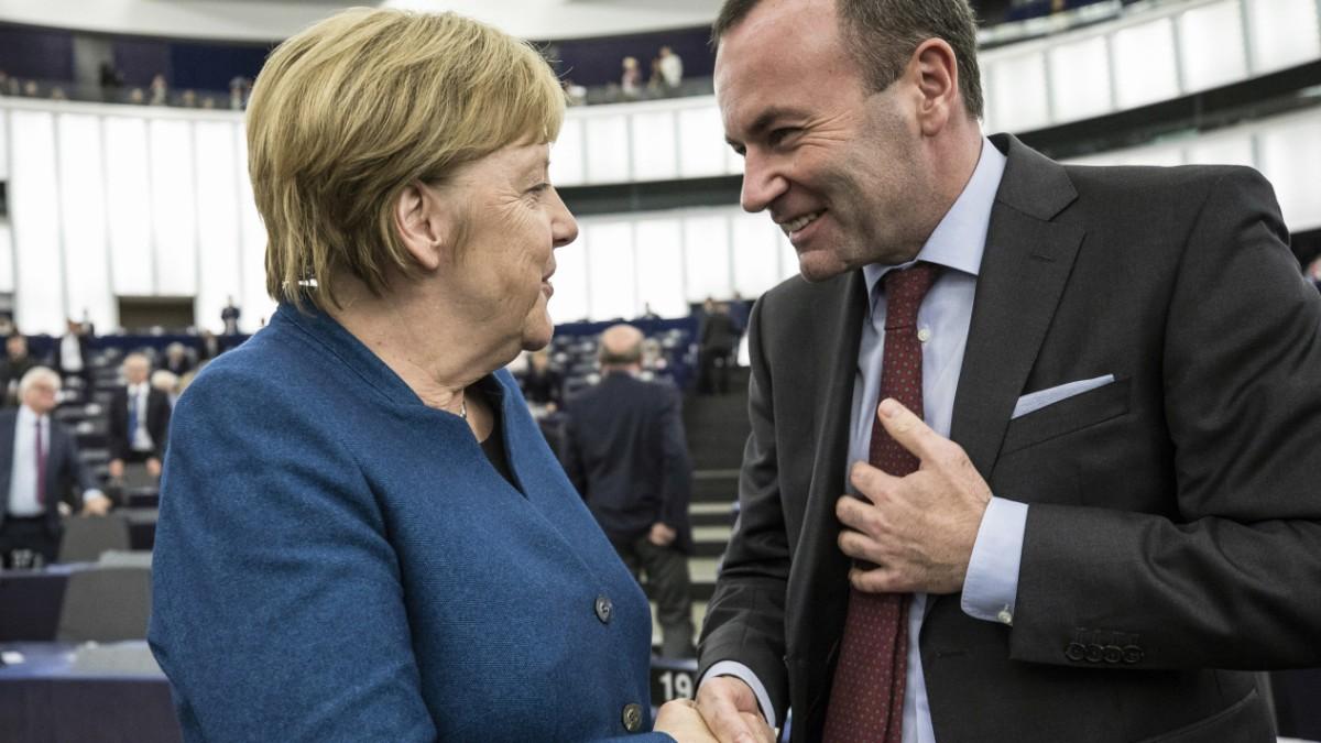 Unionsfraktion stellt sich im Streit um Nord Stream 2 hinter Weber