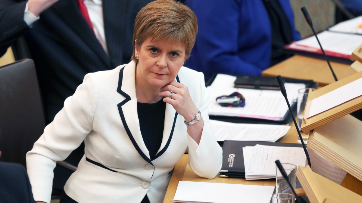 Schottlands Regierungschefin will neues Referendum