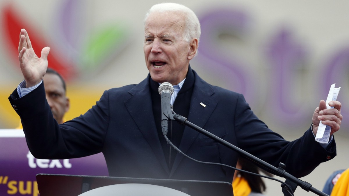 Der gefährlich prominente Joe Biden