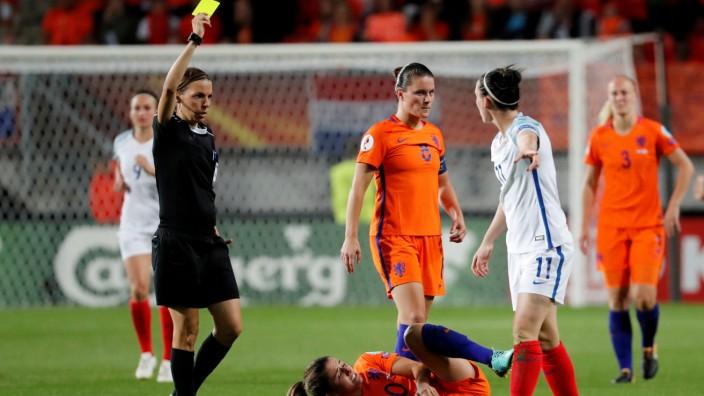 FILE PHOTO: England v Netherlands - Women's Euro 2017