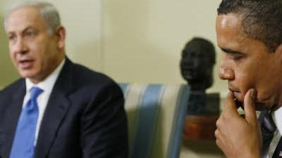 Netanjahu in den USA