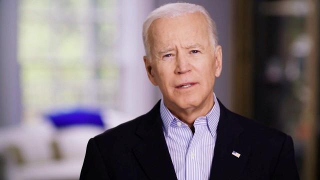 Former Vice President Joe Biden announces his 2020 candidacy