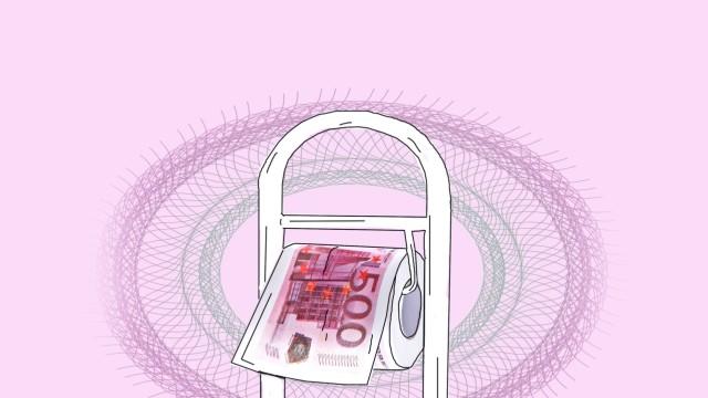 NEU 500 Euro Scheine DESKTOP NEU